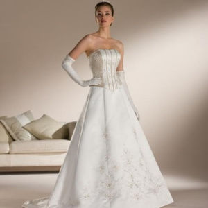 Sincerity Bridal Wedding Dress 3514